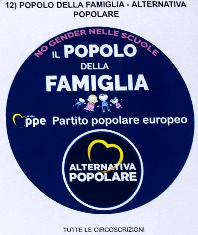 popolo della famiglia elezioni europee-2