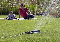 Irrigatore con controllo manuale