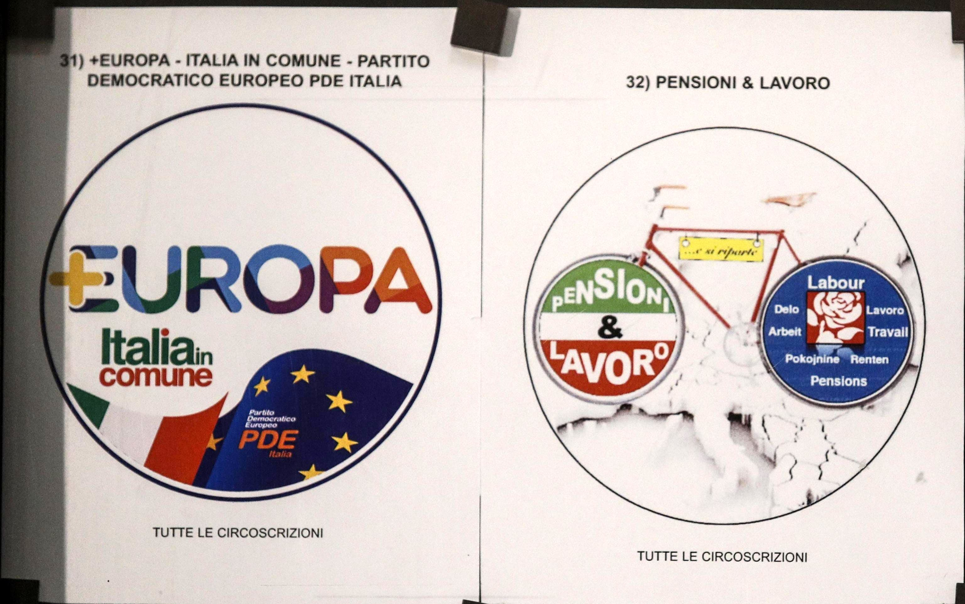 simboli elezioni europee europa-2