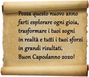 Auguri Di Buon Anno 2020 Frasi Divertenti E Originali Per