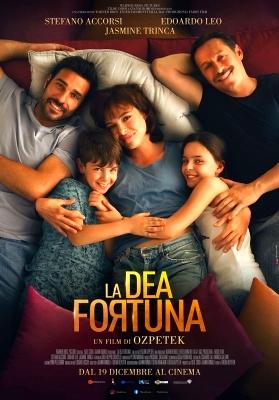 la dea fortuna poster 1-2