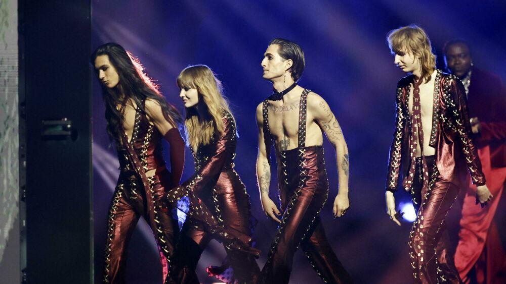 maneskin eurovision song contest 2021-2-2-2