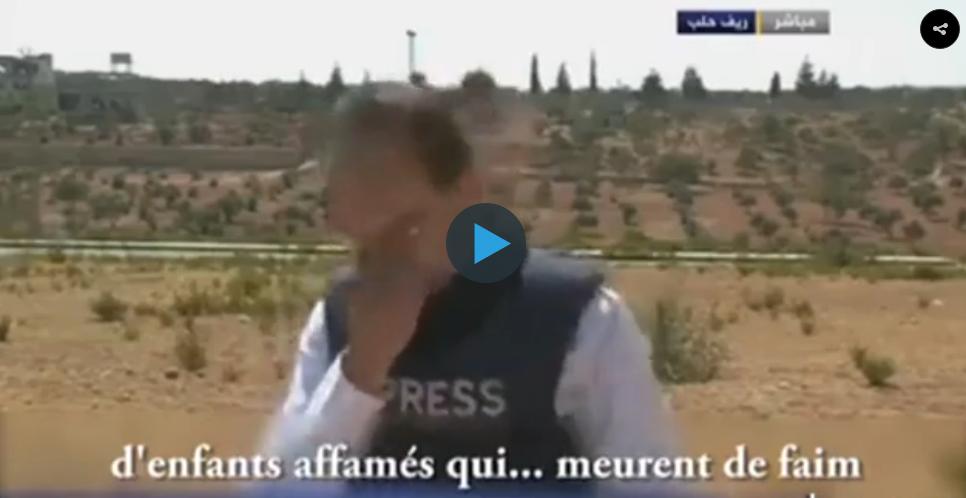 giornalista piange siriai-2
