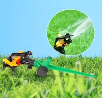 Irrigatore con sistema circolare