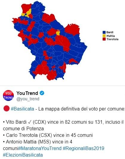 risultati elezioni basilicata-2