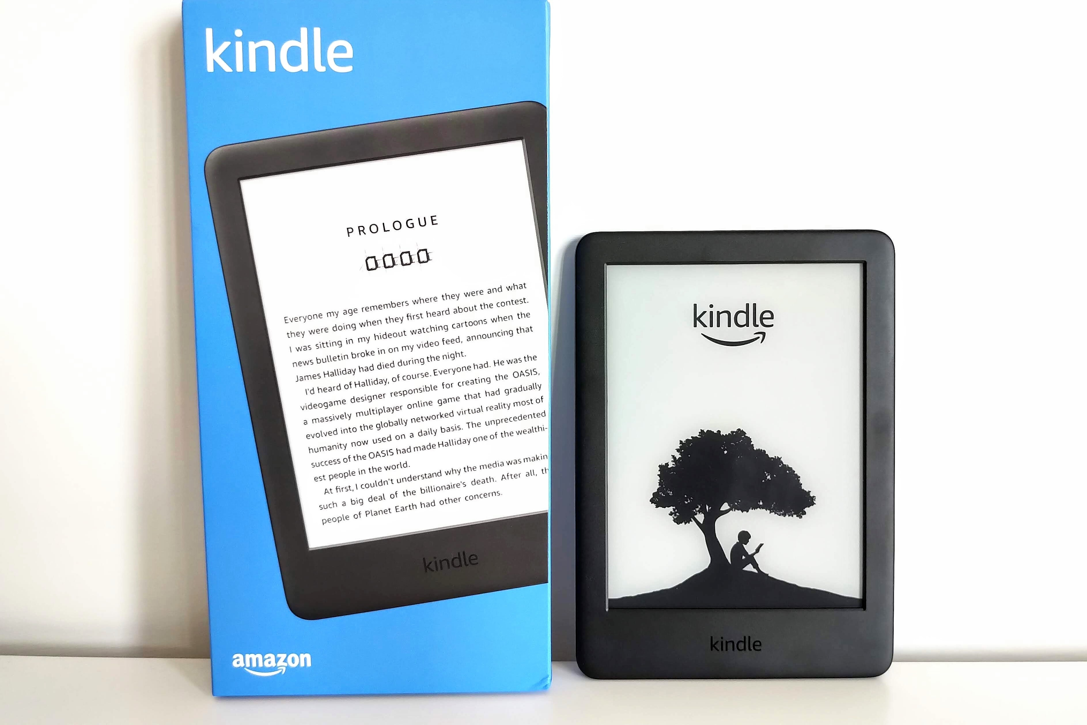 Amazon kindle la recensione del nuovo ebook reader