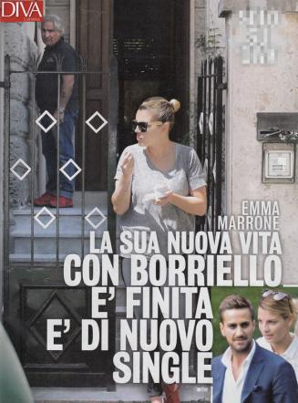 info for 00cc3 fd6e0 Emma Marrone cambia casa dopo l'addio a Fabio Borriello