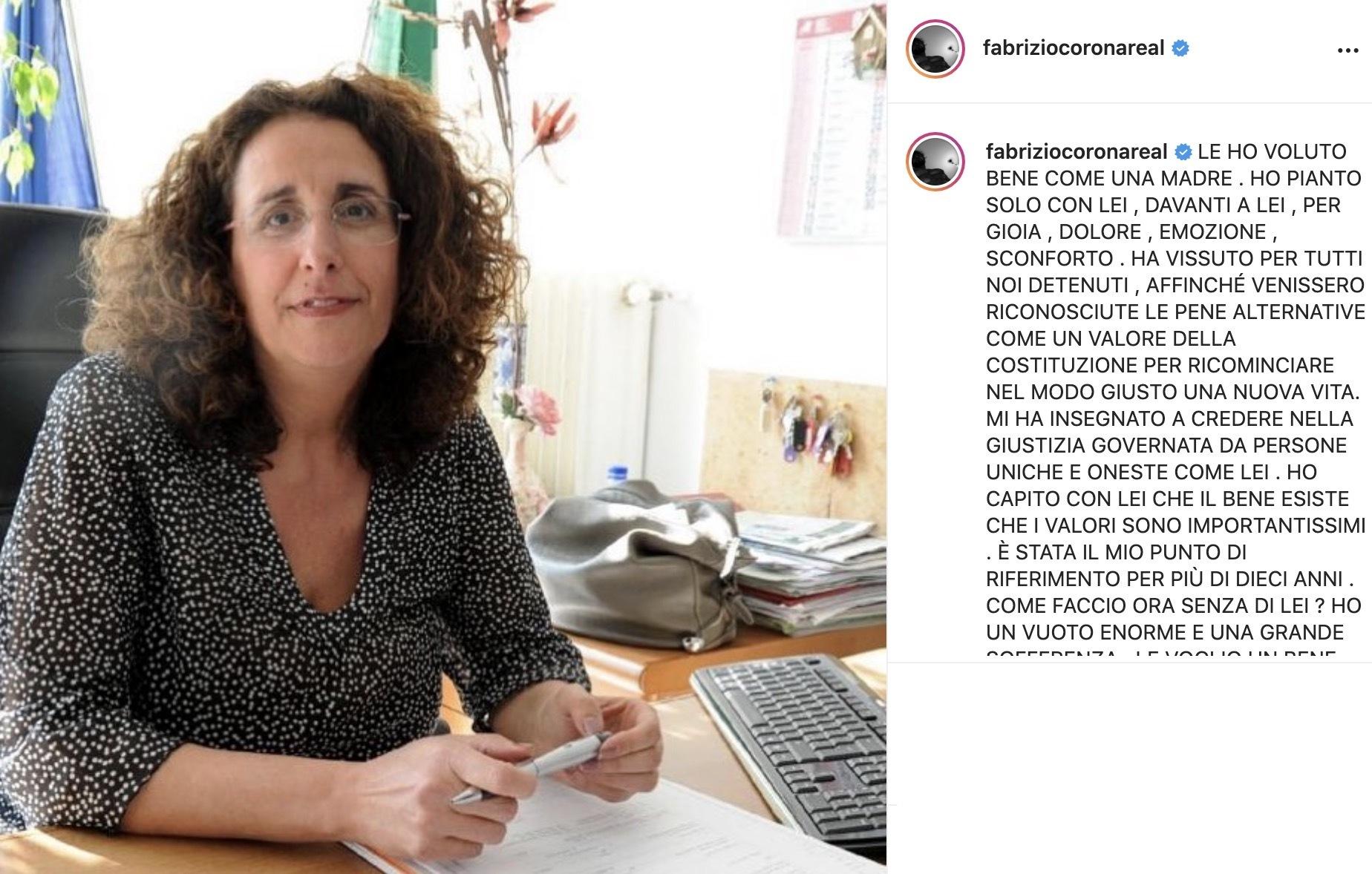 fabrizio corona severina panarello instagram-2