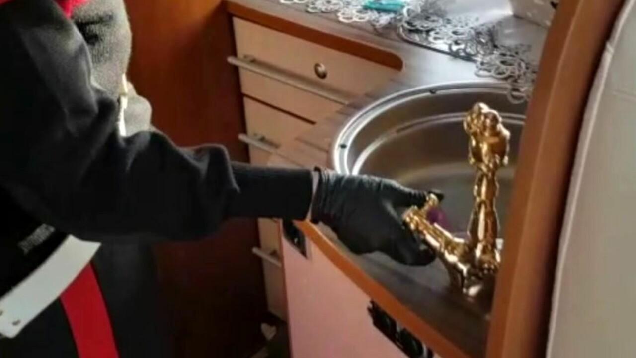 Il ladro incastrato dal Dna 17 anni dopo aver svaligiato una villa