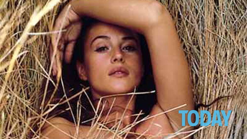 Monica Bellucci Calendario Max.Fabrizio Ferri Ha Mangiato Sul Corpo Di Monica Bellucci
