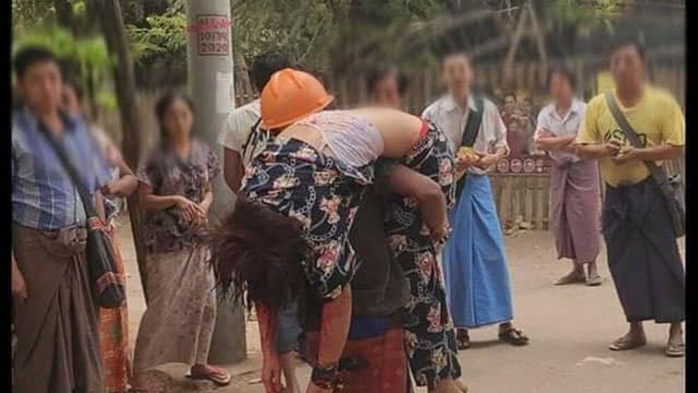 L'infermiera di 20 anni colpita a morte mentre soccorreva i feriti: il simbolo della tragedia birmana