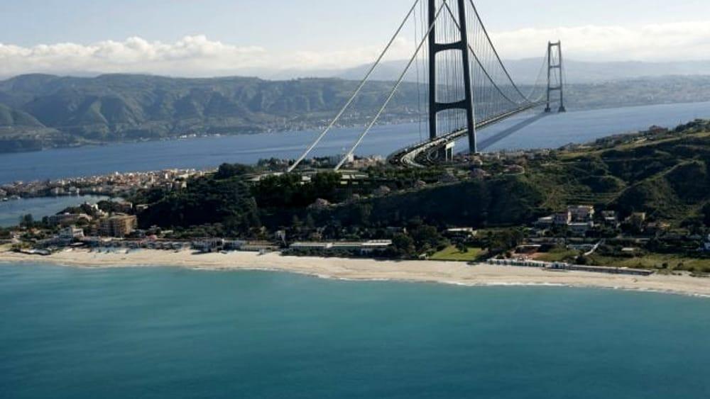 Ponte sullo Stretto di Messina: dal ministero dei trasporti arriva l'ok