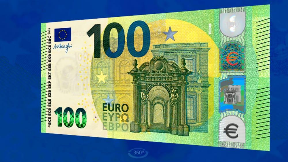 Risultati immagini per 100 euro serie europa