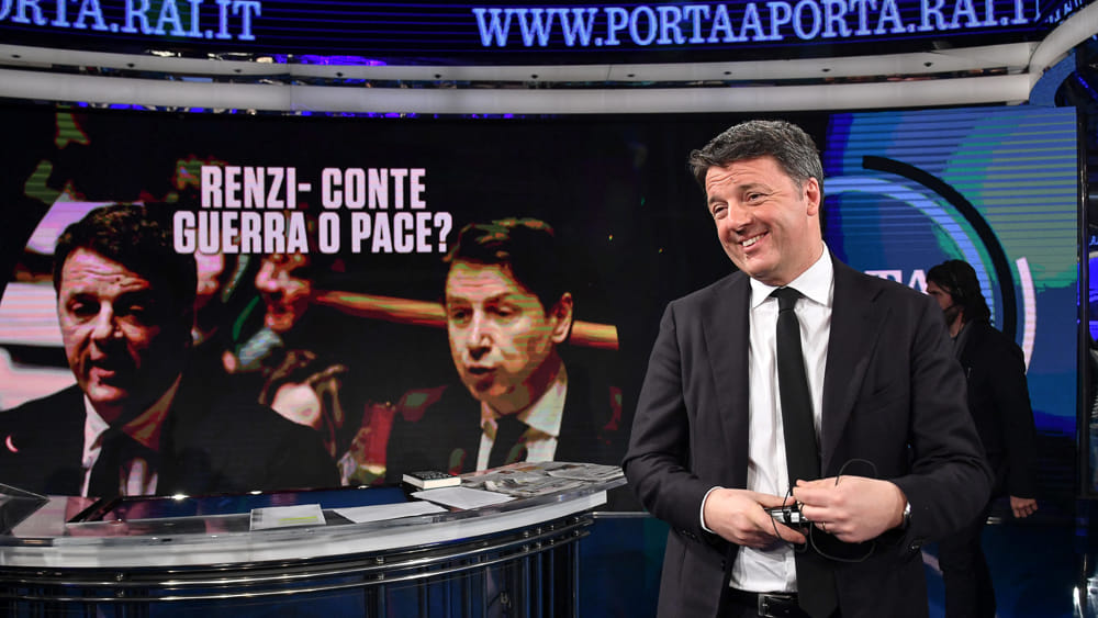 Come Renzi vuole far saltare il governo Conte con il prossimo voto in Senato