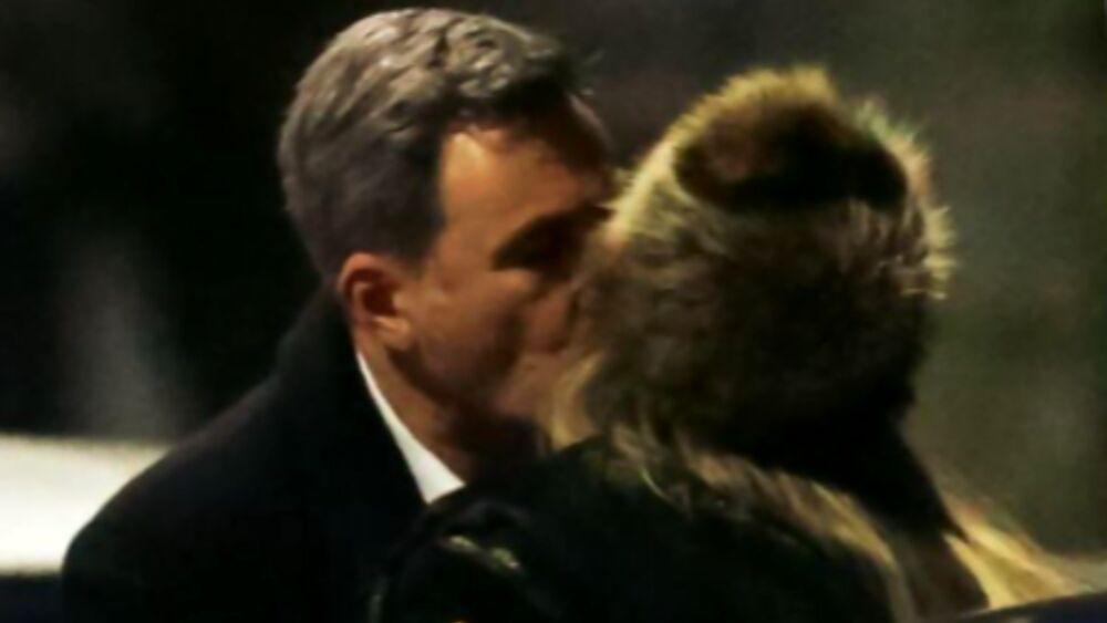 Guenda Goria e Filippo Nardi una coppia? La reazione dei due in diretta