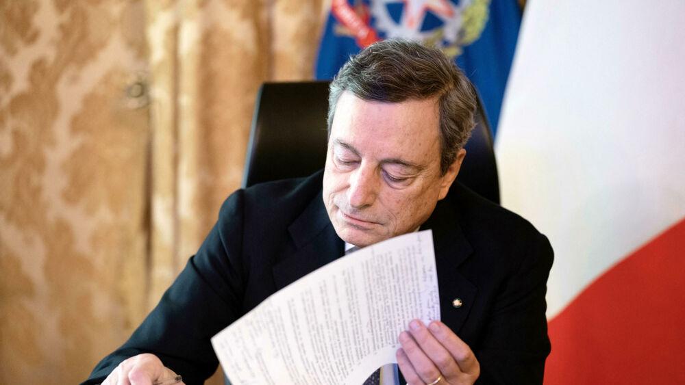 Bozza nuovo Dpcm Draghi: cosa si può fare e non fare dal 6 marzo al 6 aprile e perché la scuola è a rischio chiusura