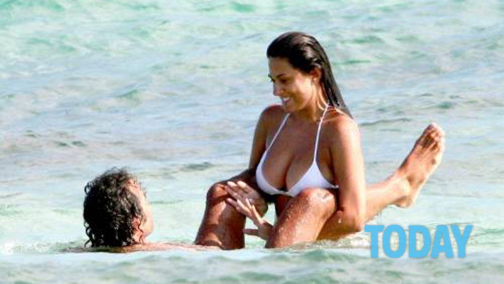 Maria Mazza: la storia con Totti è finita male