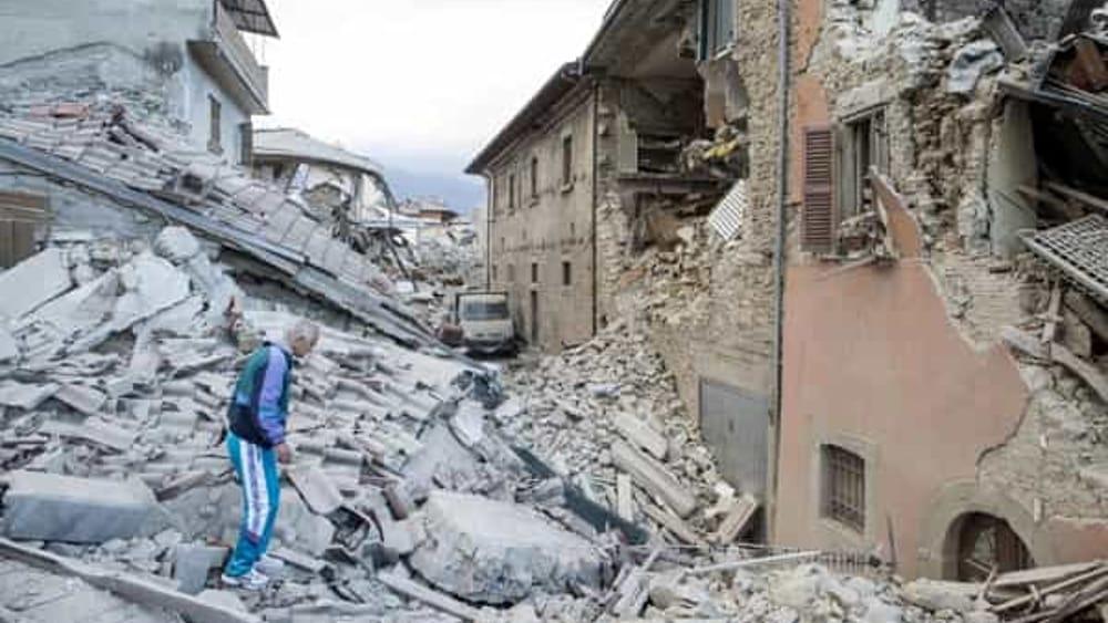 """Morto nel terremoto di Amatrice, cinque anni dopo arriva la lettera: """"Deve cambiare il contatore"""""""