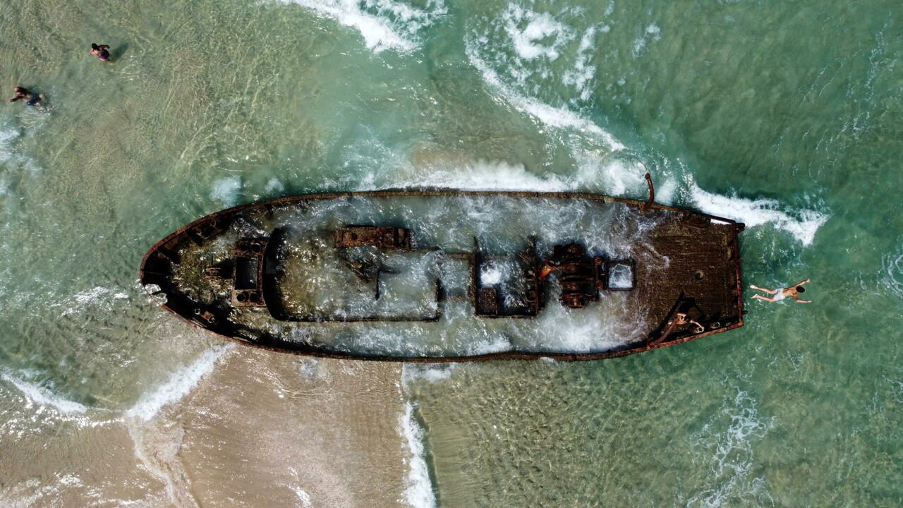 Trovati vivi in mare dopo 29 giorni alla deriva