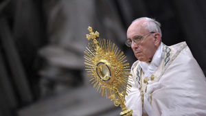 Pasqua in tv: come seguire le messe e i riti di Papa Francesco