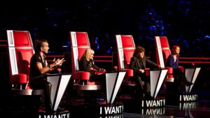 "Nuova Blind Audition per ""The Voice of Italy"""