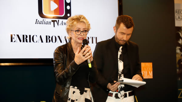 Italian TV Awards: i premiati