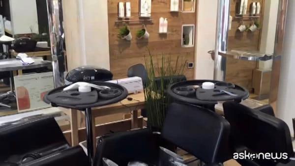 Roma, i parrucchieri: sarà dura lavorare al 50% e già siamo pieni