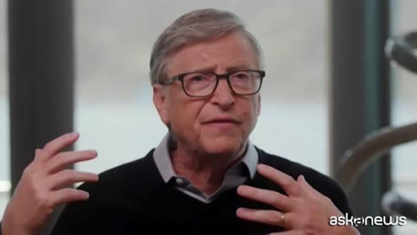 """Covid-19, Bill Gates denuncia: """"Vaccini non a migliori offerenti"""""""
