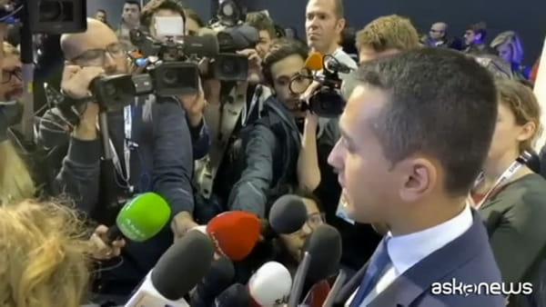 Incontro Pd-M5S, Di Maio: Di Maio ripropone Conte come premier