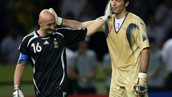 Buffon e Barthez