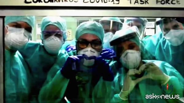 Coronavirus, il video appello degli infermieri: non c'è più tempo