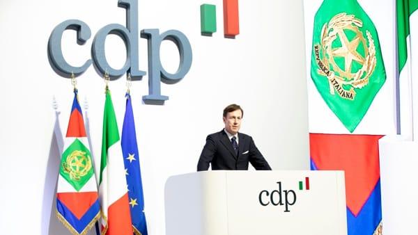 Fabrizio Palermo, AD Cassa Depositi e Prestiti