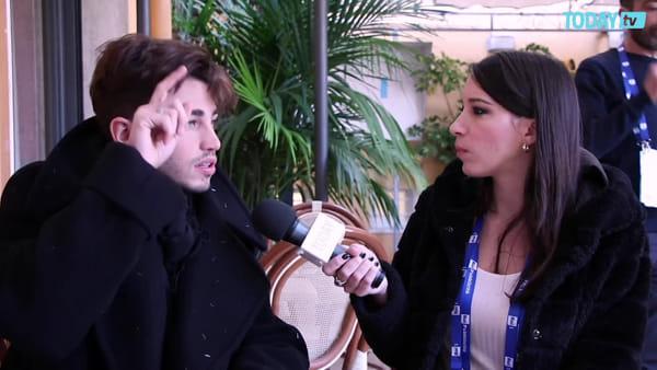 """Sanremo 2020, Riki: """"Il mio futuro tra Italia e Sud America. Punto a Nicky Jam"""""""