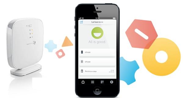 Domotica: quando la casa è a portata di app