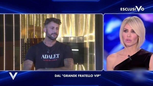 """La versione di Corona sul presunto tradimento di Totti: """"Ho detto la verità"""""""