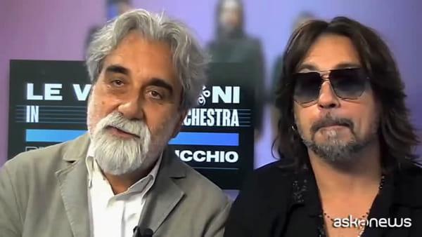 """Le Vibrazioni in tour con Vessicchio, Sarcina: """"Faremo l'amore"""""""