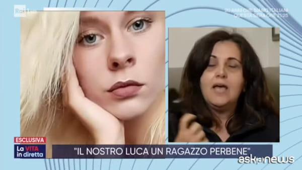 Omicidio Luca Sacchi, la madre ad Anastasiya: dimmi la verità