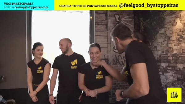 """Feel Good"" con Edoardo Stoppa e Juliana Moreira: puntata 15"