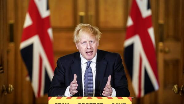 Boris Johnson :: Notizie su Today