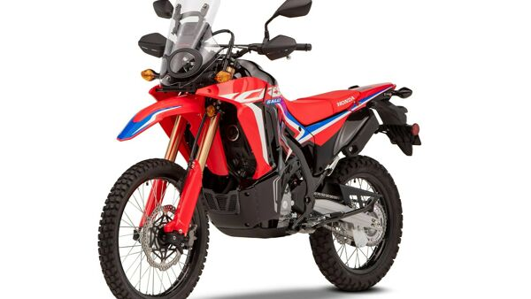 Nuove CRF300L e CRF300 Rally: importante upgrade per le dual purpose Honda