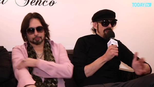 """Sanremo 2020, Le Vibrazioni: """"Noi, veterani del Festival, vicini ai giovani. Nessun limite all'arte del rap"""""""