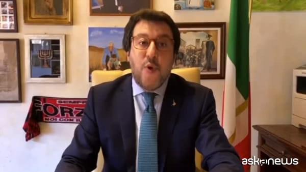 Giustizia, Bonafede: chat su Salvini? Intercettazioni al vaglio