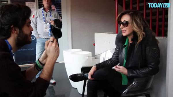 """Sanremo 2020, Sabrina Salerno: """"Esibizione rimandata, ma nessuna tensione nel backstage. Sabato mi vedrete in versione inedita"""""""