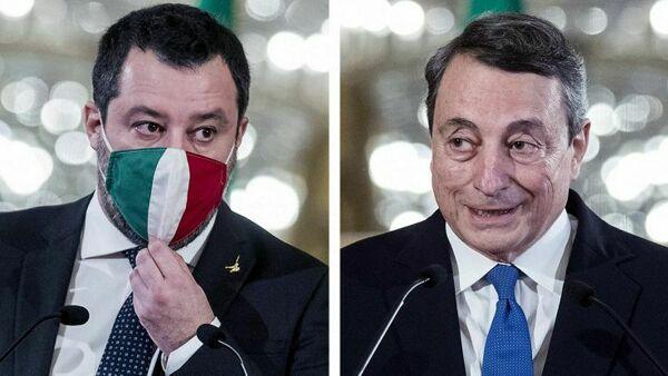 Così Draghi si arrabbia con i partiti e rimanda la decisione su coprifuoco e riaperture