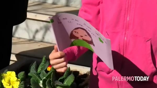 Vera, Aurora e Letizia: le speranze dei piccoli pazienti oncologici su un albero di melograno