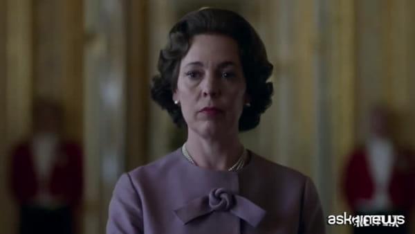 """""""The Crown 3"""" dal 17 novembre, il teaser della serie tv"""