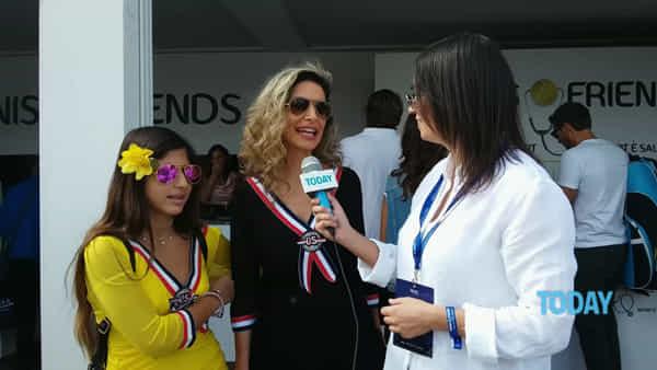 """Tennis & Friends, Maria Monsè e la figlia Perla: """"Le critiche? Invidia""""  (INTERVISTA)"""
