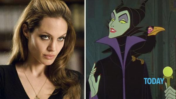 "Angelina Jolie sarà ""Maleficent"""
