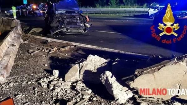 Incidente Autostrada notte 4