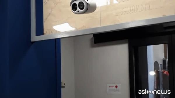 Coronavirus, arriva il termoscanner cinese SN-T5 per aeroporti
